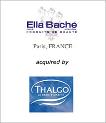 Ella Bache (Paris) / Thalgo – Lenox Hill Capital Advisors, Inc